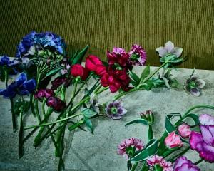 tvorba kvetinového aranžmánu