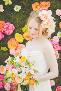 svadobný účes s kvetmi 5