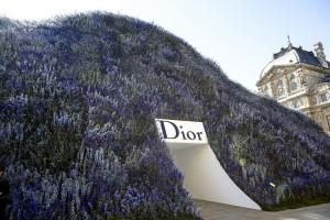 Módna prehliadka Dior