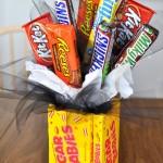 Kytica zo sladkostí