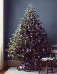 Dokonale symetrický vianočný stromček